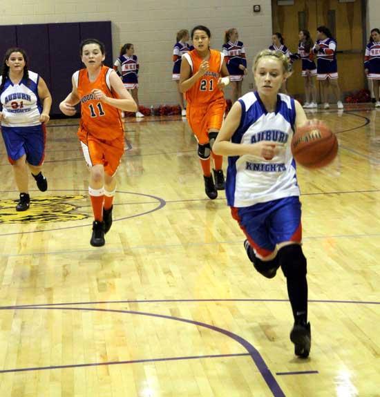 Auburn Girls Stay Unbeaten, Win Girls Title