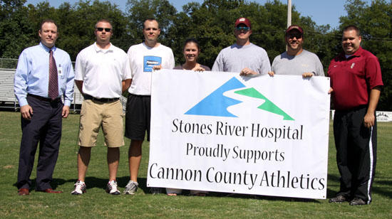 Stones River Hospital Supports The Lions