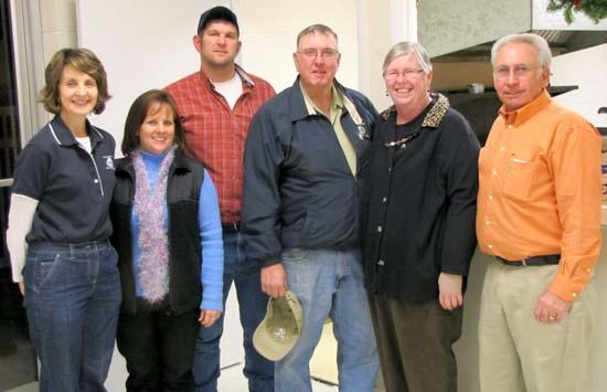 Cannon County Farm Family School Hosts Mid State Producers