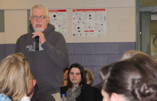 Ideas Pitched, Discussed At First Middle School Forum
