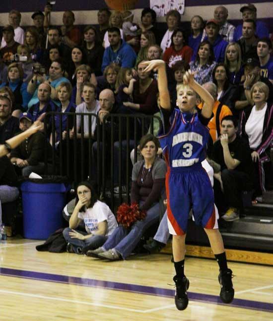 Auburn Sweeps County Championships