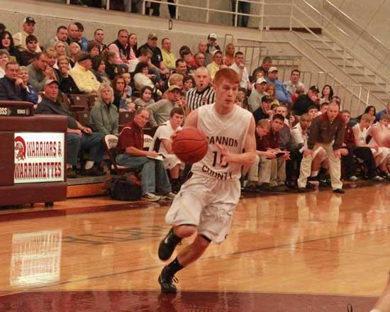 Cold-Shooting Lions Fall To Upperman