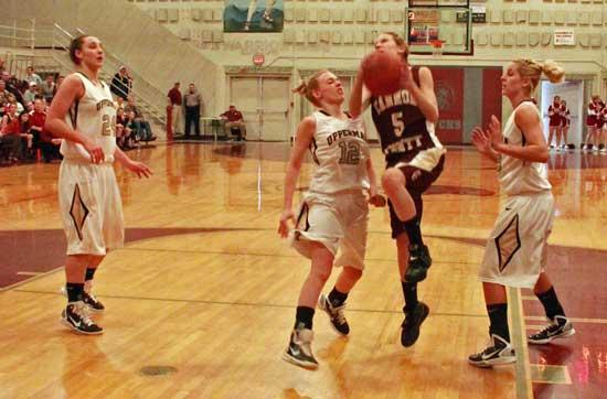<b>District 8-AA Tourney Notebook:</b><br>Young Not Restless; Three Top 10s Still Alive In Sparta