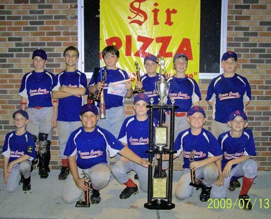 All-Stars Win Grand Championship