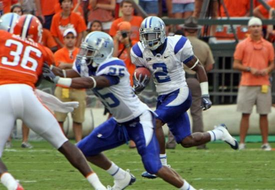 Blue Raiders Fall To Clemson In Opener