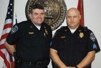 Red Tag Special: Womack Promoted To WPD Sergeant
