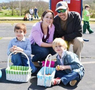 PHOTO GALLERY: Auburntown Easter Egg Hunt