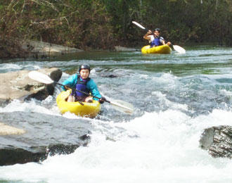 CCHS Outdoor Club Good Friday Kayak