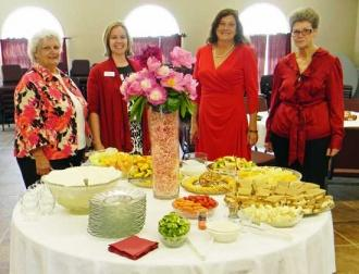 Annual FCE Tea: Warm And Fuzzy