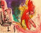 Berger Gallery Presents The Paintings Of Carl Morris