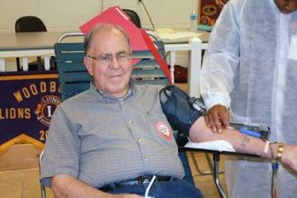 Donors Find Giving Blood A Rewarding Experience