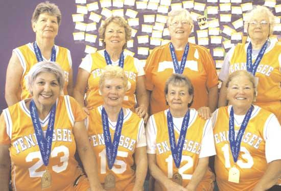 Tennessee Amigos Win Gold At National Senior Olympics