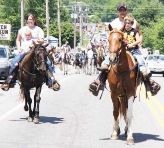 PHOTO GALLERY: 2011 Memorial Day Trail Ride