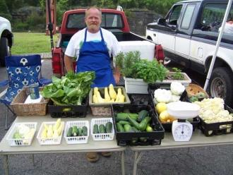 Cannon County Farmer's Market Is Up And Running