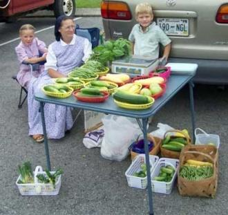 Farmer's Market Offers Wide Selection Of Local Favorites