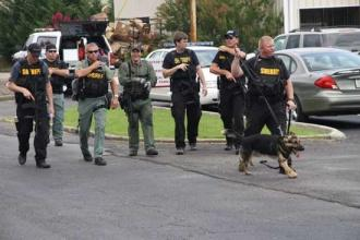 PHOTO GALLERY: Cannon County Jail Escape