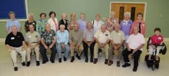 Class Of 1952 Holds 59th Year Reunion