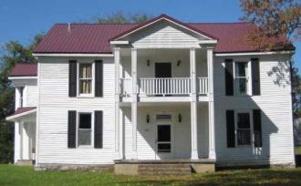 Auburntown Historical Society To Meet At McKnight House