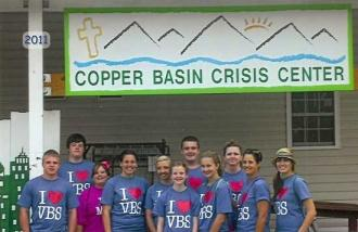 Prosperity Youth Take NYC To Copper Basin