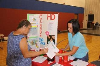 Health Fair Promotes Community Well-Being