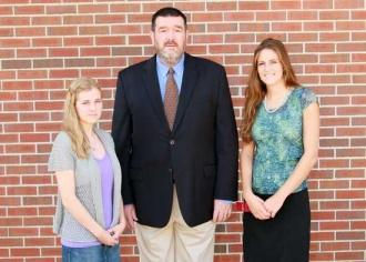 Currie Receives Cooper Scholarship