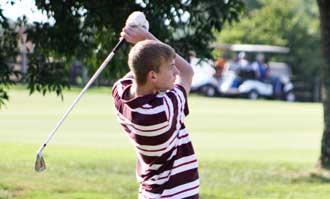 CCHS Golf Team Off To A Good Start
