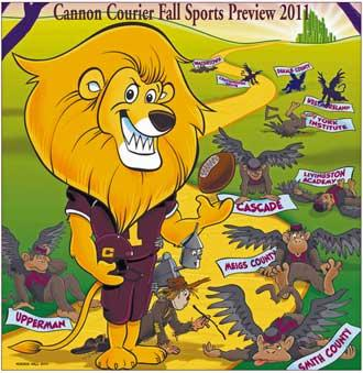 SPECIAL SECTION: 2011 Fall Sports Preview