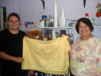 Sycamore Baptist WMU Ladies Group Donates To SAVE