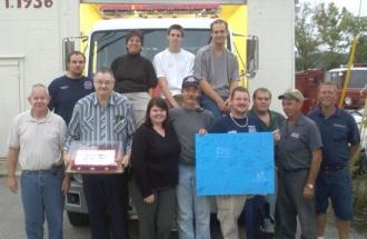 Cash Express Thanks First Responders