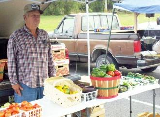 Farmers Are Backbone Of Farmer's Market