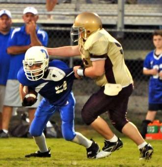 PHOTO GALLERY: Cannon County Football - Youth Style