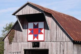 UPDATED: Barn Quilt Promotes Cannon County Tourism