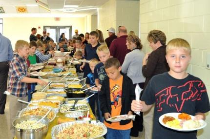 PHOTO GALLERY: Youth Football Banquets