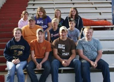 Woodbury FFA Wins Forestry Competition