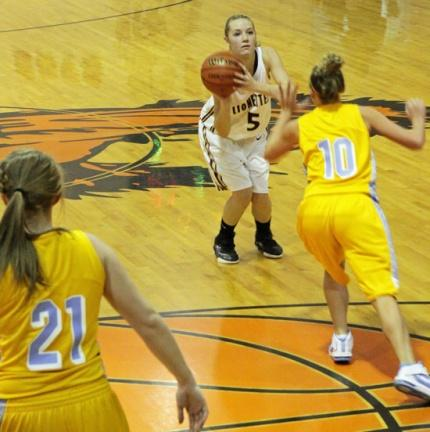 CCHS 'Romps' To Three Wins