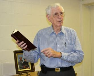 Brown's 'History Of Woodbury And Cannon County' To Be Reprinted