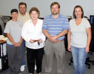 Local Dispatchers Honored For Dedicated Service