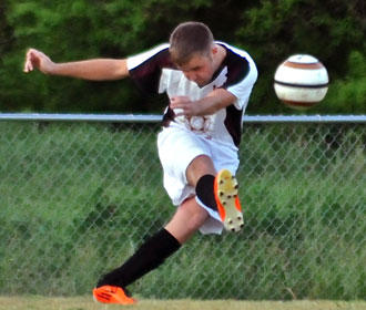 PHOTO GALLERY: CCHS Soccer Vs. Central Magnet