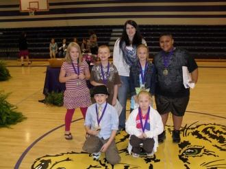 PHOTO GALLERY: WGS Students Honored
