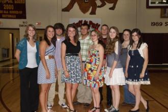 2011-12 CCHS Senior Awards