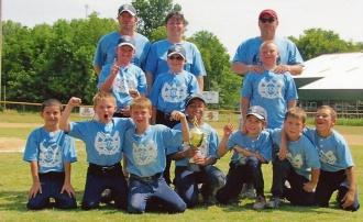 Hooks Catch Coach-Pitch Championship