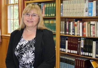 Library Director To Speak To Lions Club