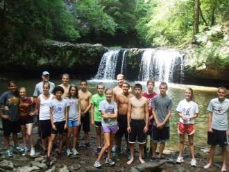 CCHS Cross Country Attends Mini-Camp