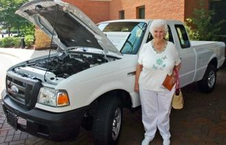 Watertown's McMillan Wins Ford Ranger