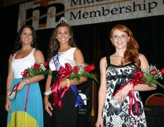 Sandefur Wins Miss Middle Tennessee Electric Pageant
