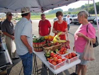 Keeping It Local: Farmers Provide Food For Schools