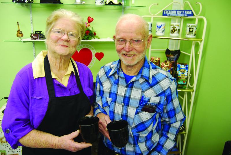 Coffee shop dream comes true | Bill's Coffee Shop