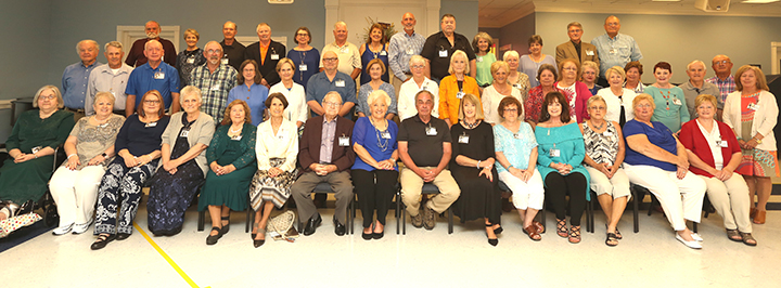 Class of 67 holds its 50th reunion