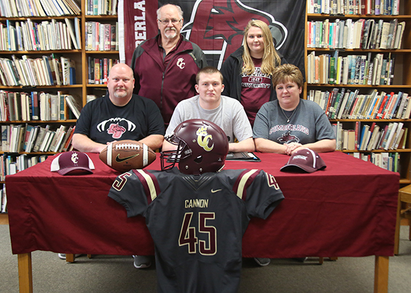Cole Hill to play at Cumberland