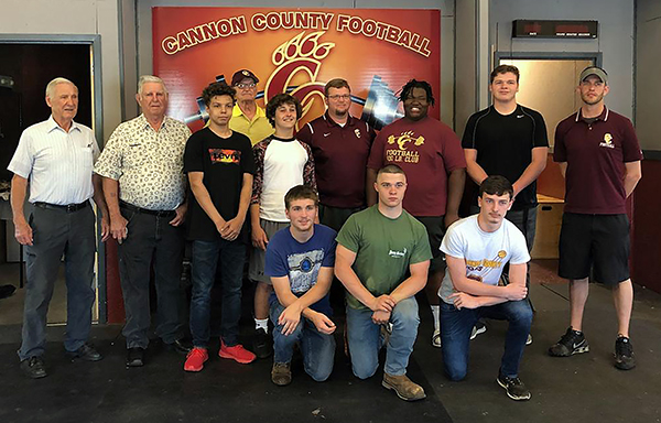 New CCHS football coach starts rebuilding job